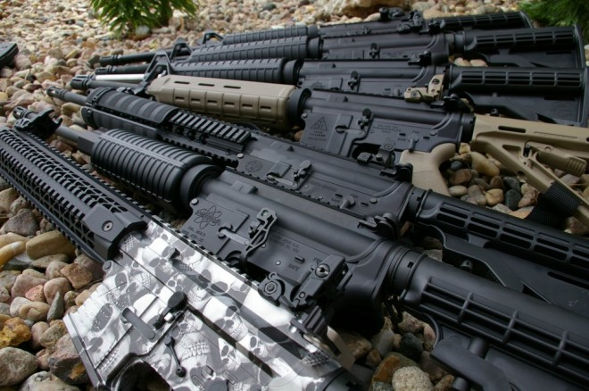 Tips For Buying Your First AR-15 Rifle